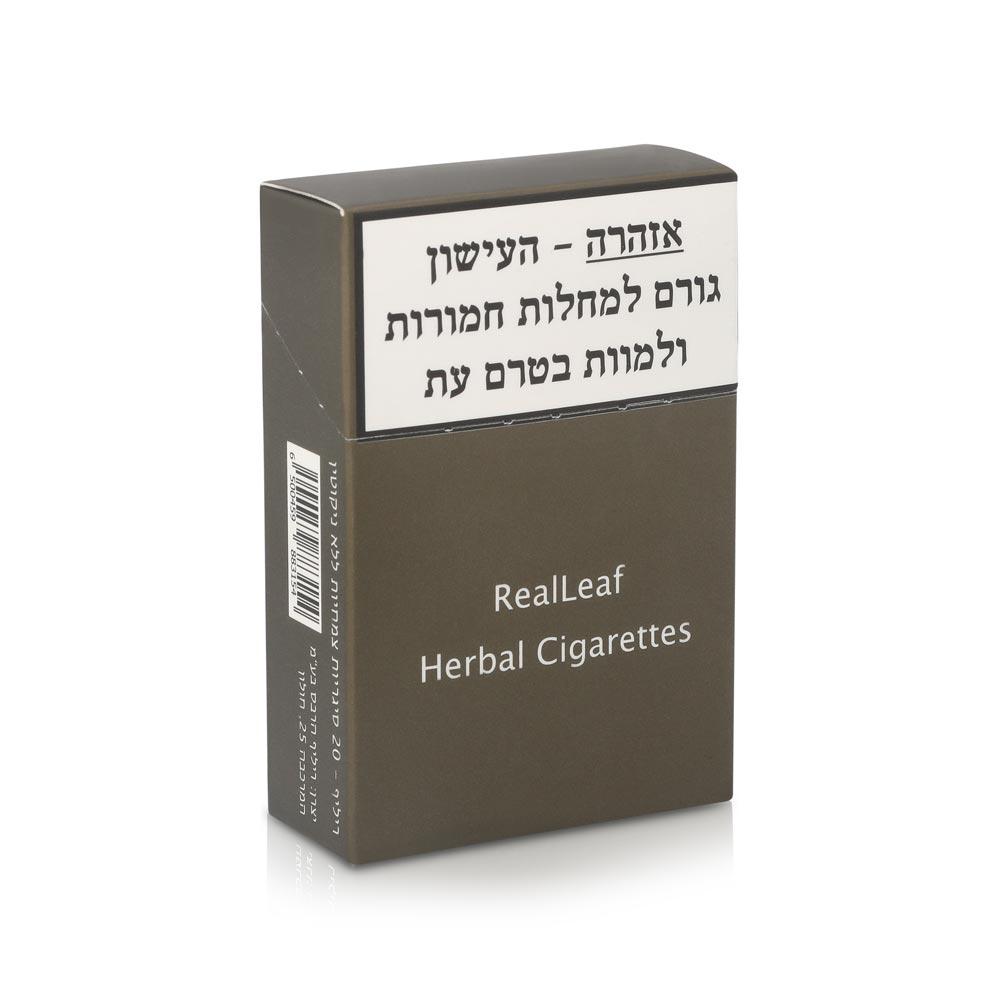 סיגריות ללא טבק וניקוטין מצמחים במבצע