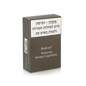 סיגריות אורגניות ללא ניקוטין מקמומיל
