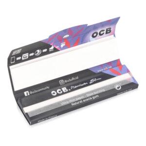 נייר גלגול קינג סייז OCB עם פילטרים