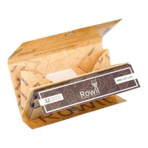 נייר גלגול ROWLL עם פילטרים, קססונית וגריינדר